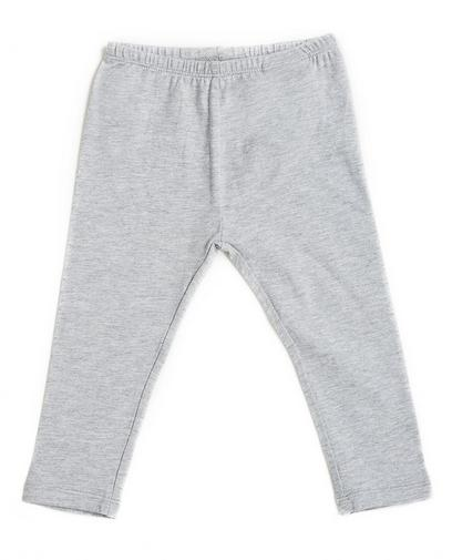 Leggings gris clair